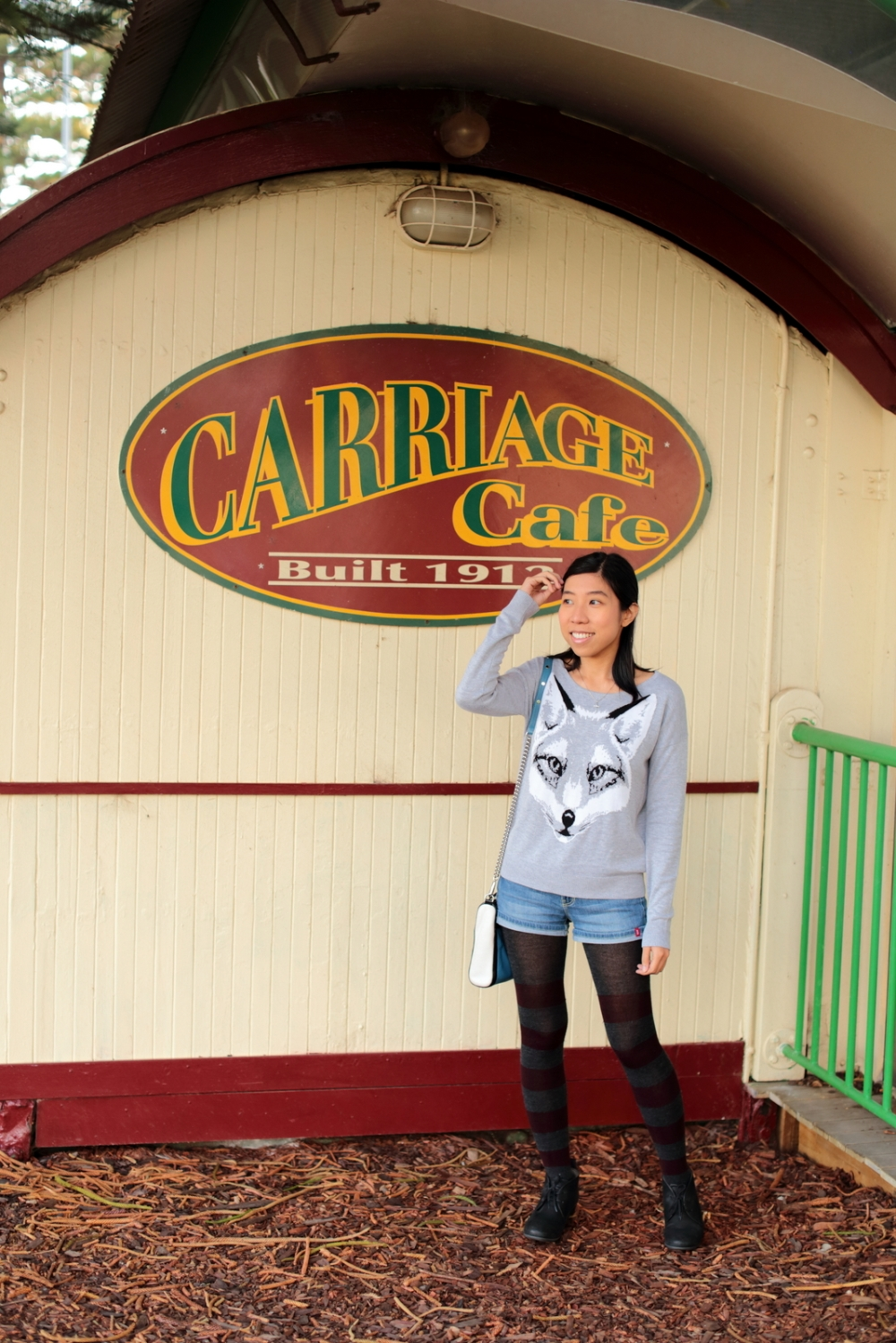carriage cafe