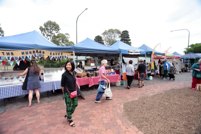 Willunga's Farmer Market